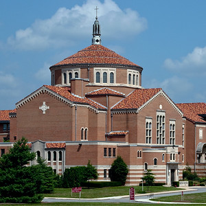 Bascilica Shrine Of St. Elizabeth Ann Seton (Emmitsburg, Maryland)