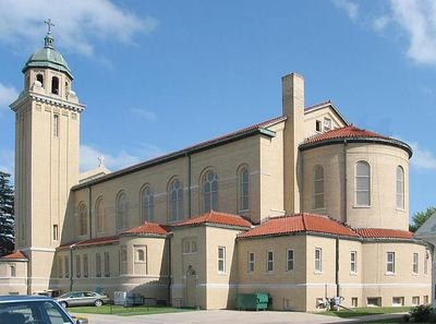 St. Pat's Church- Iowa