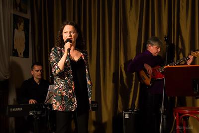Agnieszka Grochowicz wokalistka ©Agata Katafiasz-Matysiak