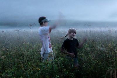 Mgielne pląsy