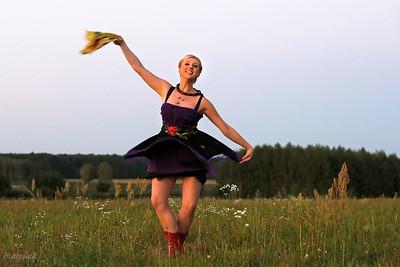 W tanecznym wirze