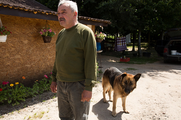 """Andrzej Zarzycki """"Wąs"""" Stawy Gnojna ©Agata Katafiasz-Matysiak"""