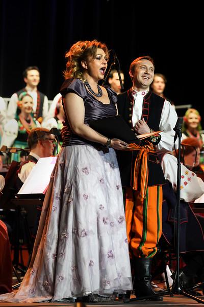 Koncert Małgorzaty Walewskiej i Mazowsza ©Agata Katafiasz-Matysiak