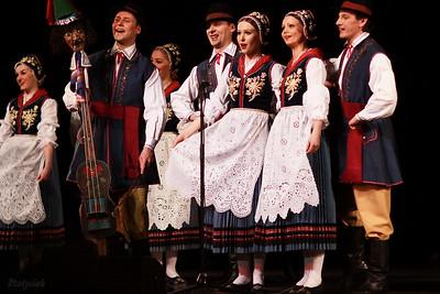 Tańce kaszubskie Mazowsze ©Agata Katafiasz-Matysiak