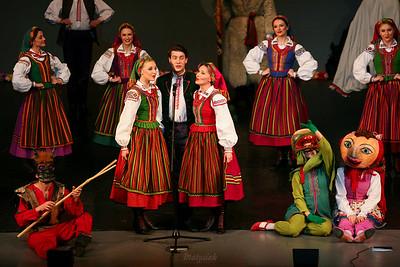 """Kusoki Świętokrzyskie Zespół """"Mazowsze"""" ©Mateusz Matysiak"""