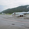 Lugano Airport Overview - 27.06.2017