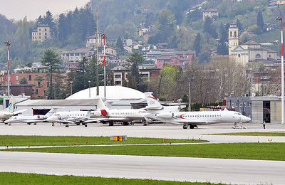 Lugano Airport - Aviapages Airshow 2019 - 10.04.2019