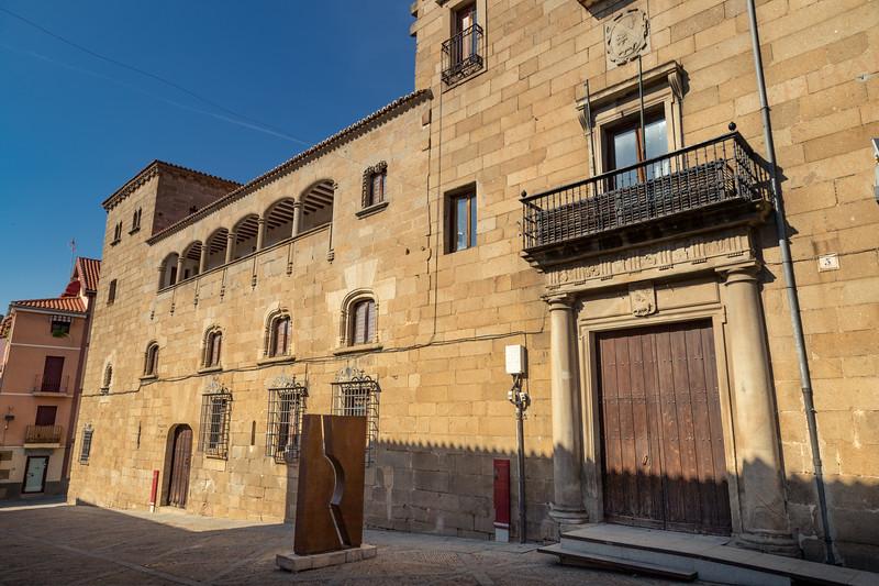 Palacio del Obispado.