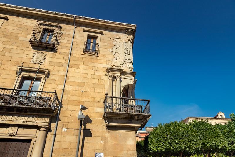 Palacio del Obispado de Plasencia