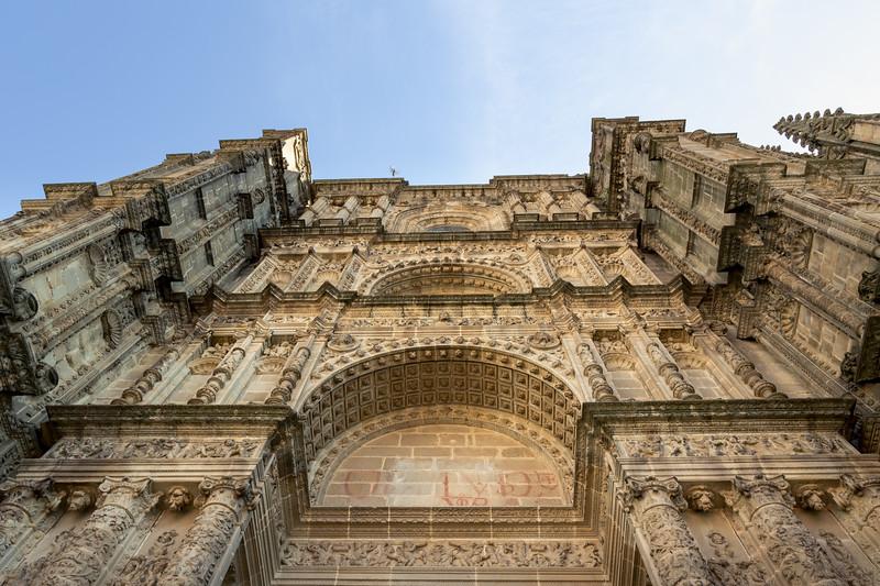 Catedral de Plasencia.