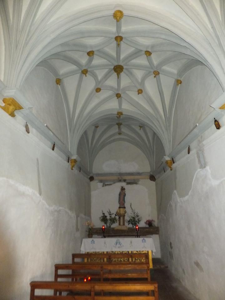 Capilla de Nuestra Señora de las Nieves.