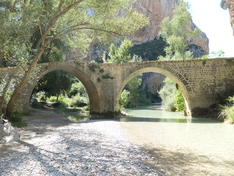 Puente de Villacantal.