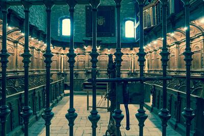 Roda de Isábena y monasterio Santa María de Obarra