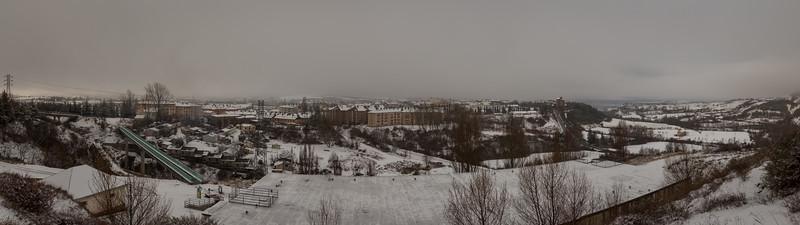 Jaca nevado