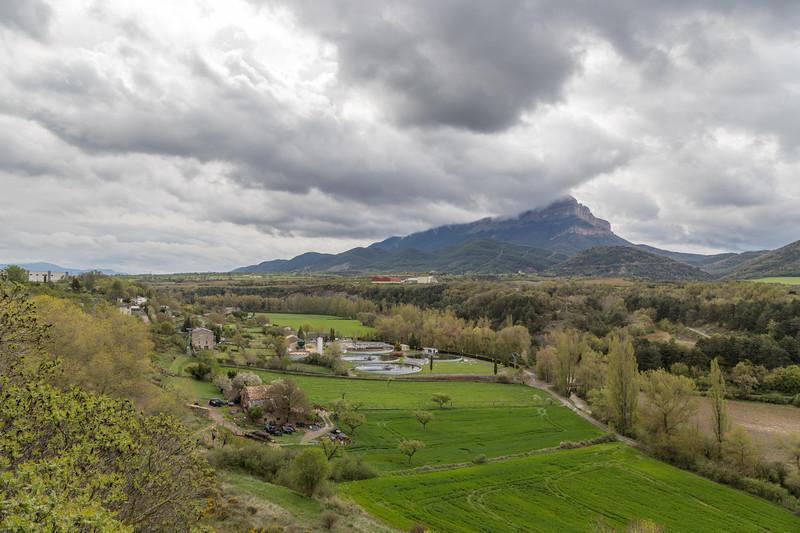 Vistas de la Val Ancha