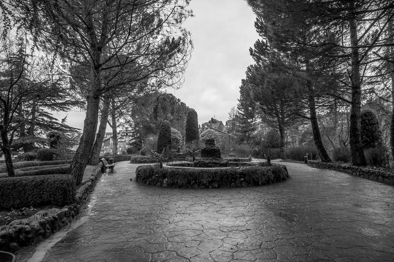Parque de San Lure, Marzo 2018