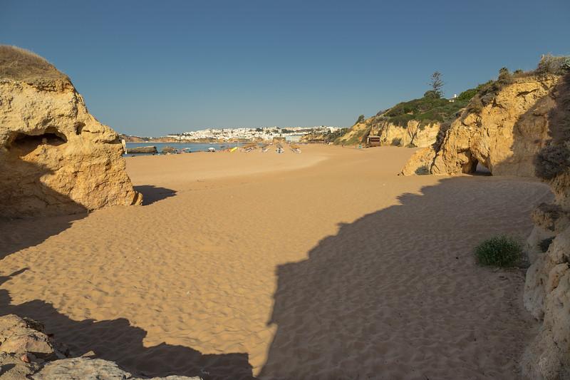 Praia dos Alemães.