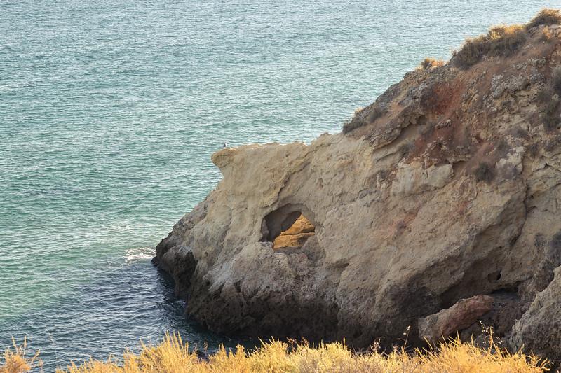 Ventana al océano, Albufeira