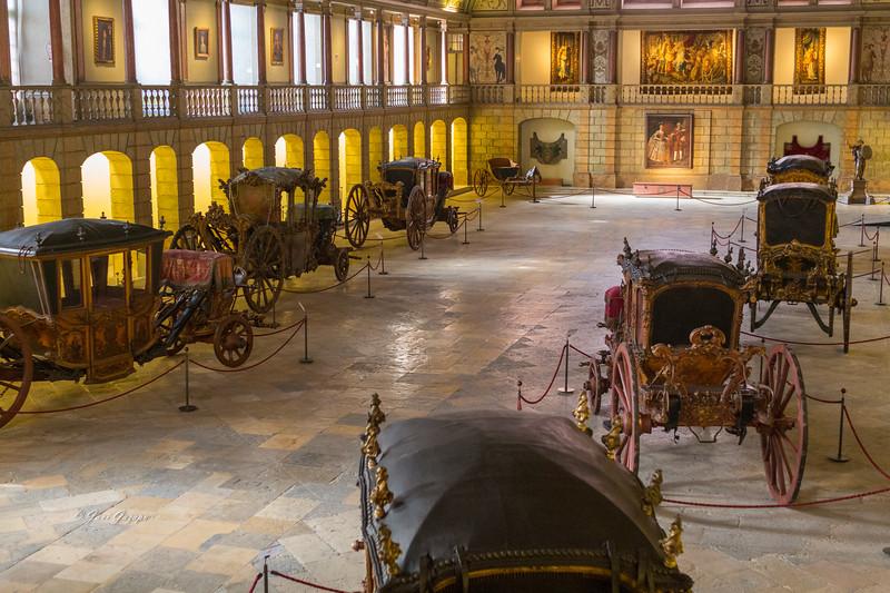Museo Nacional de Carruajes.