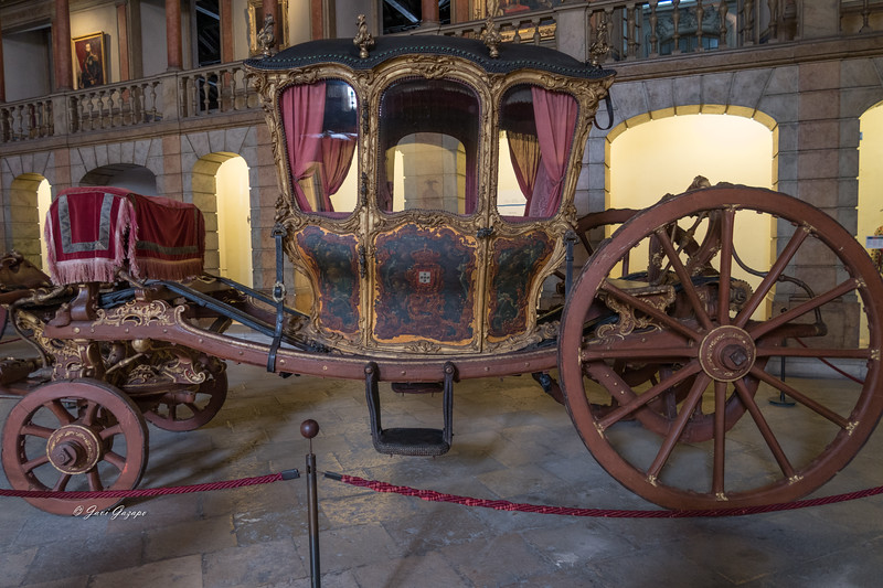 Museo Nacional de Carruajes