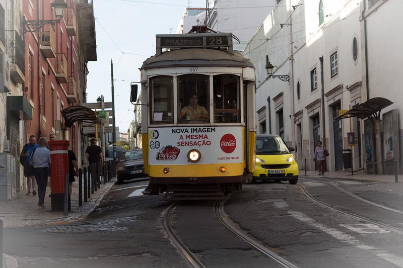 Tranvía 28