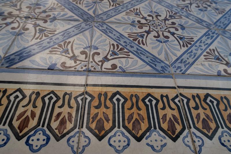Fachada de Azulejos