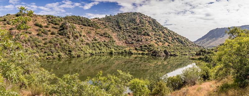 El Arenal, Pereña de la Ribera