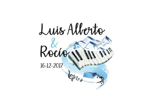 Luis Alberto & Rocío - 16 diciembre 2017
