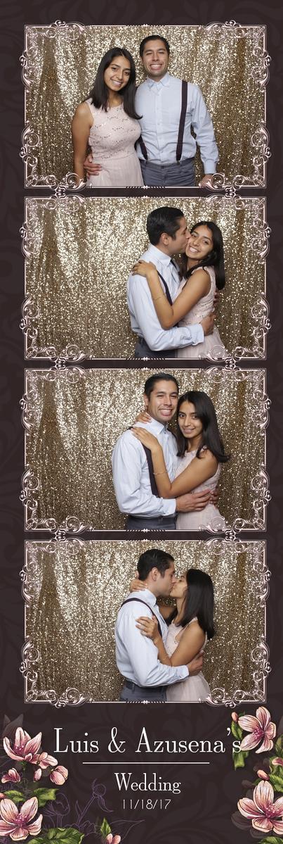 Luis and Azusena's Wedding
