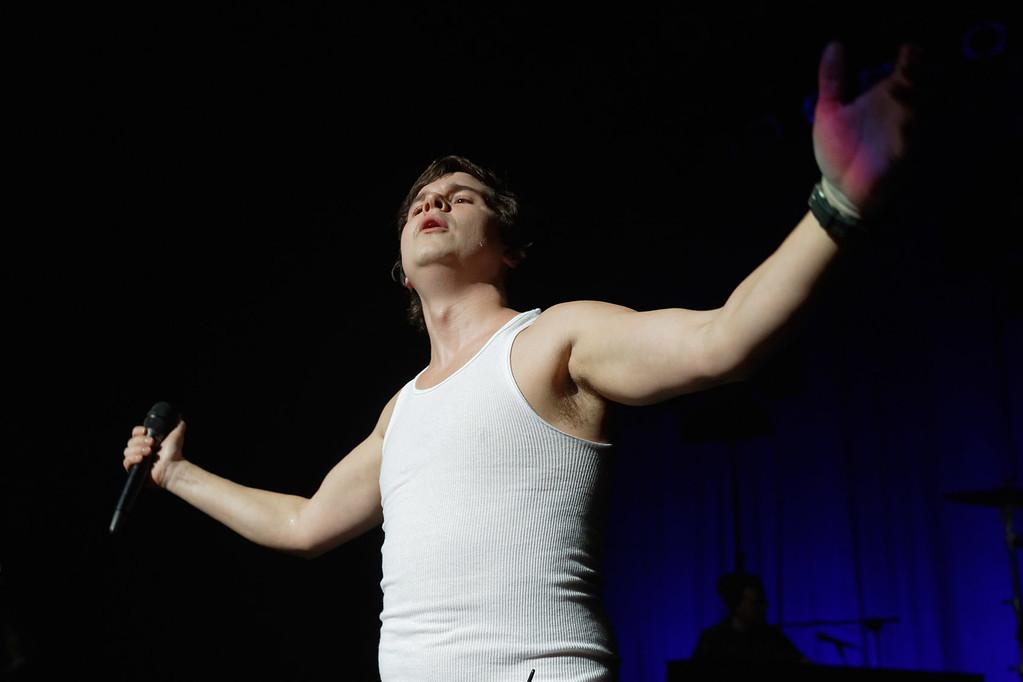 . Lukas Graham at Fillmore Detroit on 1-24-17.  Photo credit: Ken Settle