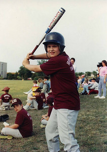 11 - Baseball Pose