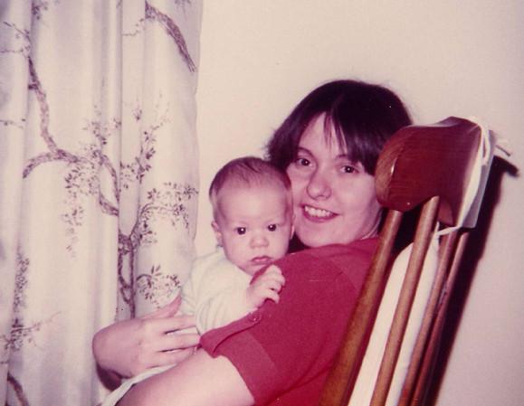03 - Baby Luke & Mom