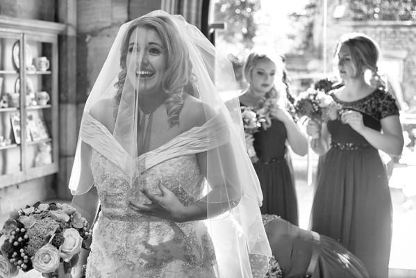 Luke & Jaqui's Wedding
