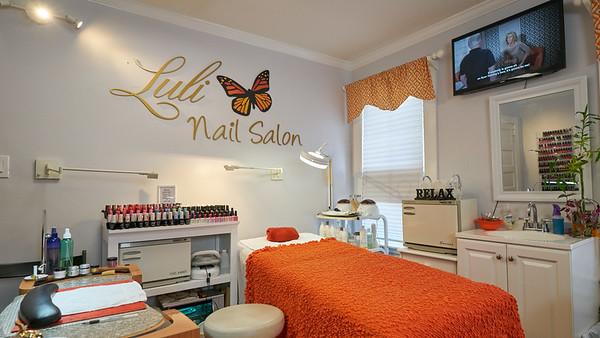 Luli :: Nail Salon at April & Company