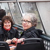 On day two in Amsterdam we took a canal tour.  Lulu and friend Michelle Leive, from Pittsburgh, one of our group of 5.