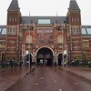 Day 3 in Amsterdam, we went to 2 museums, starting with the Rijksmuseum.