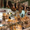 In the Eataly complex, cheeses.  They  also had coffee dept., olive dept, and many more.