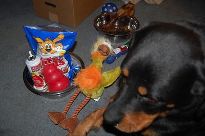 Lulu & Her Gifts