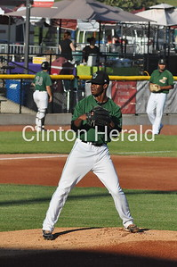 LumberKings vs. Burlington (7-31-15)