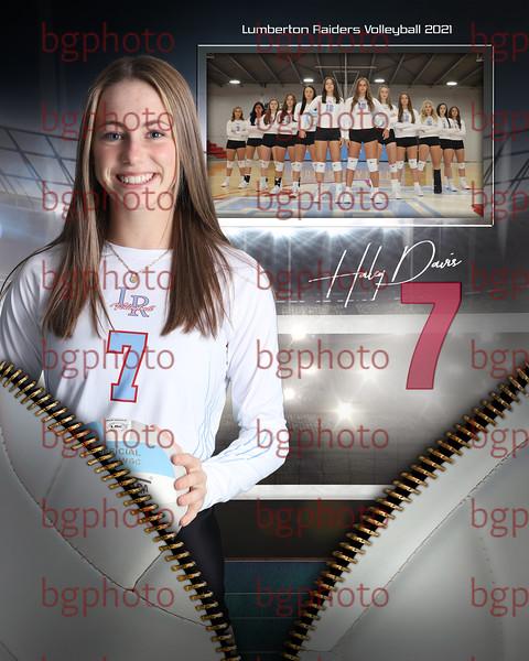 Haley Davis Teammate