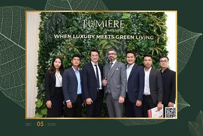 Masterise Lumière Riverside | VIP Opening Ceremony instant print photo booth | Chụp ảnh in hình lấy liền Lễ Khai trương nhà mẫu dành cho VIP | Photo Booth Vietnam