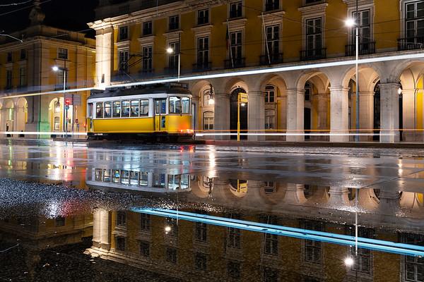 REF017 - Lumieres de Lisbonne par Antonio GAUDENCIO Auteur Photographe