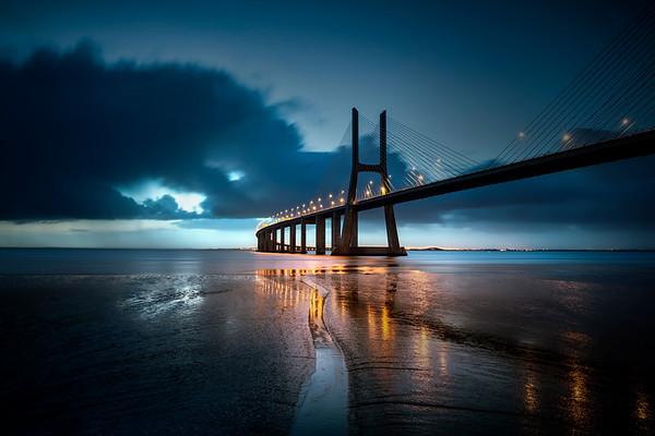 REF002 - Lumieres de Lisbonne par Antonio GAUDENCIO Auteur Photographe