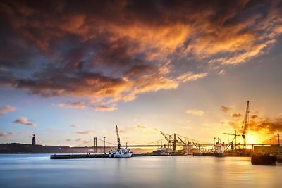 REF015 - Lumieres de Lisbonne par Antonio GAUDENCIO Auteur Photographe