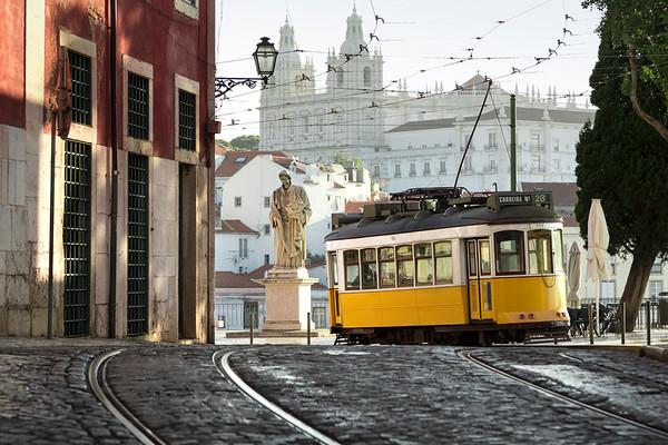 REF021 - Lumieres de Lisbonne par Antonio GAUDENCIO Auteur Photographe