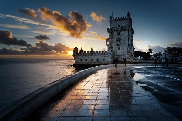 REF007 - Lumieres de Lisbonne par Antonio GAUDENCIO Auteur Photographe
