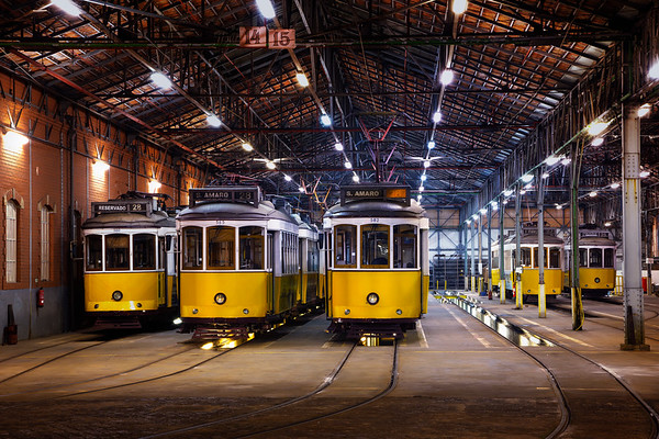 REF018 - Lumieres de Lisbonne par Antonio GAUDENCIO Auteur Photographe