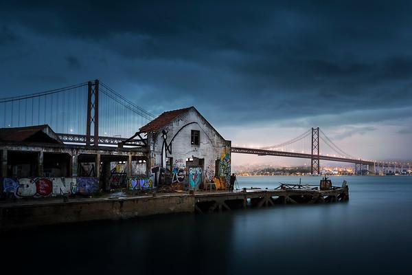 REF001 - Lumieres de Lisbonne par Antonio GAUDENCIO Auteur Photographe