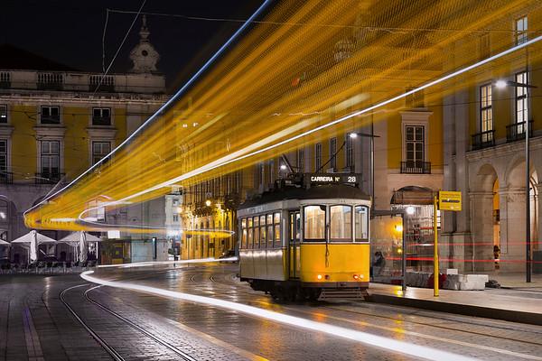 REF019 - Lumieres de Lisbonne par Antonio GAUDENCIO Auteur Photographe