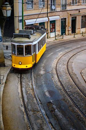 REF020 - Lumieres de Lisbonne par Antonio GAUDENCIO Auteur Photographe